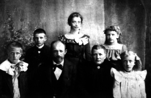 Jennings/Janning Family abt 1897